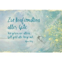 Konfirmation - Surfer in der Welle NEU!!!
